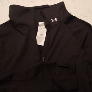 Under Armour Tops - Long Sleeve, cold-gear, thermal running top.